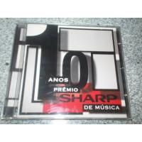 GILBERTO GIL ELIS REGINA RITA LEE AND OTHERS 10 ANOS PREMIO SHARP DE MUSICA