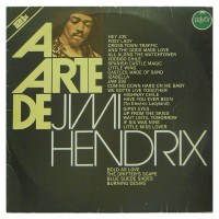 JIMI HENDRIX A ARTE DE JIMI HENDRIX