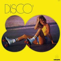 Poussez Village People Ben Moore and others Disco 80